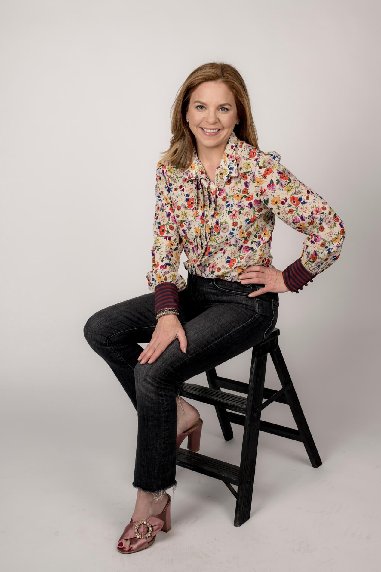 Home designer, Barbara Glass Mullen